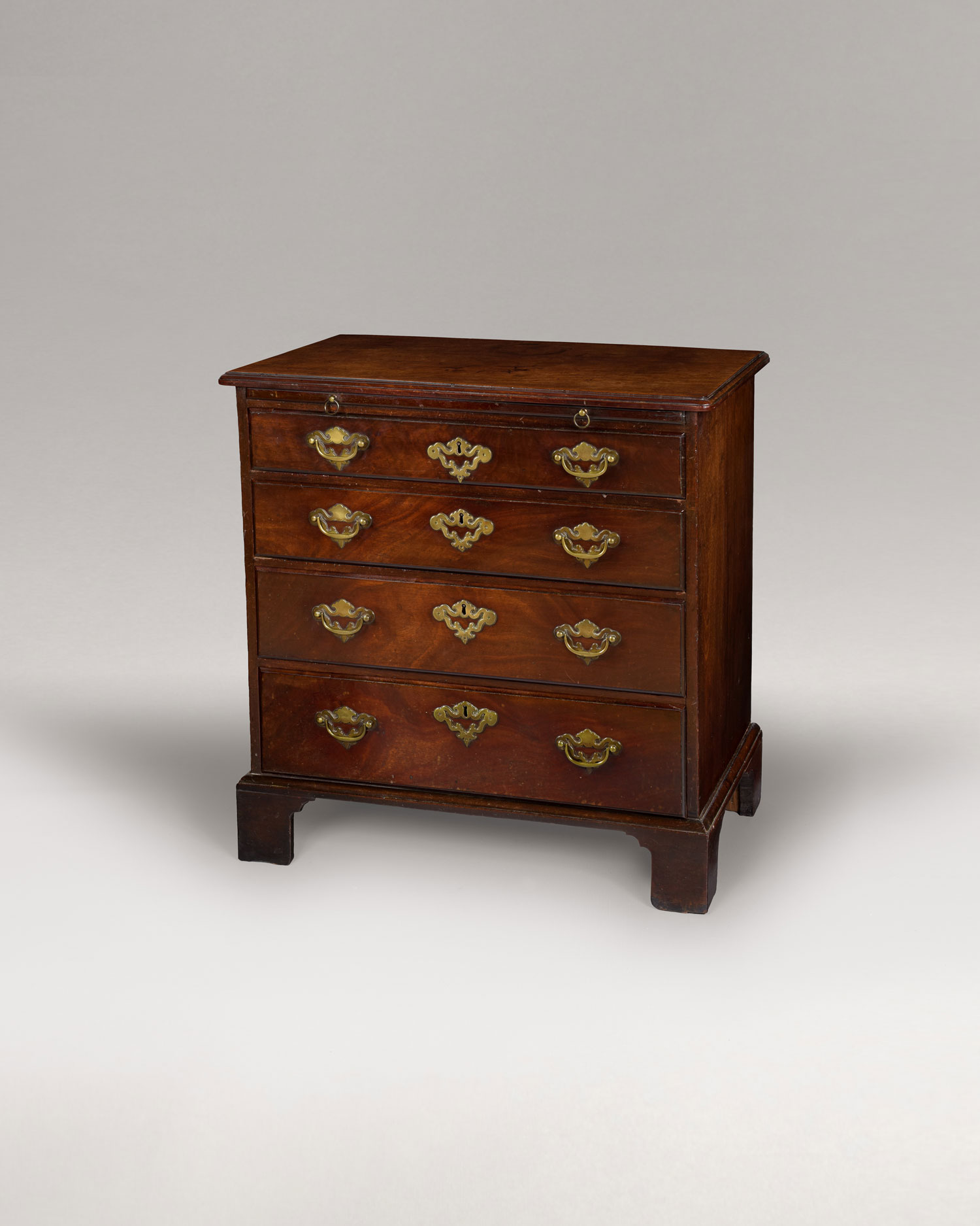 GEORGE II PERIOD  CADDY TOP CHEST